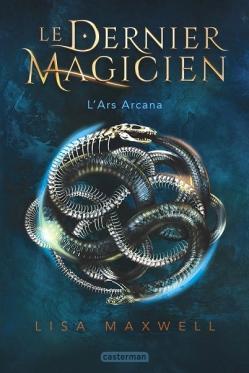 le dernier magicien t1