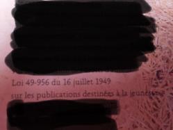 loi du 16 juillet 1949