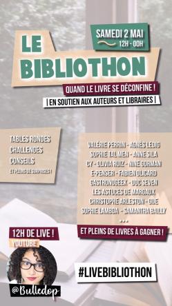 Live bibliothon