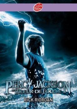Percy jackson tome 1 le voleur de foudre